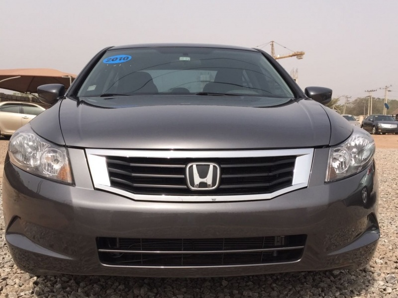 Deals on wheels - Nigeria | Honda Accord 2010